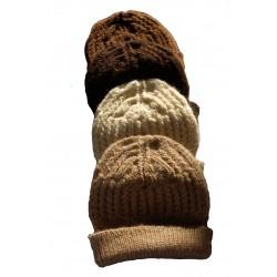 Bonnet à torsades