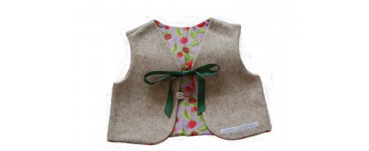 Shepherd vests