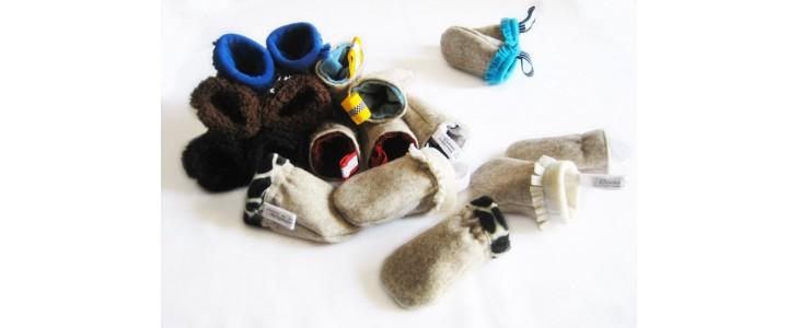 Écharpes - moufles
